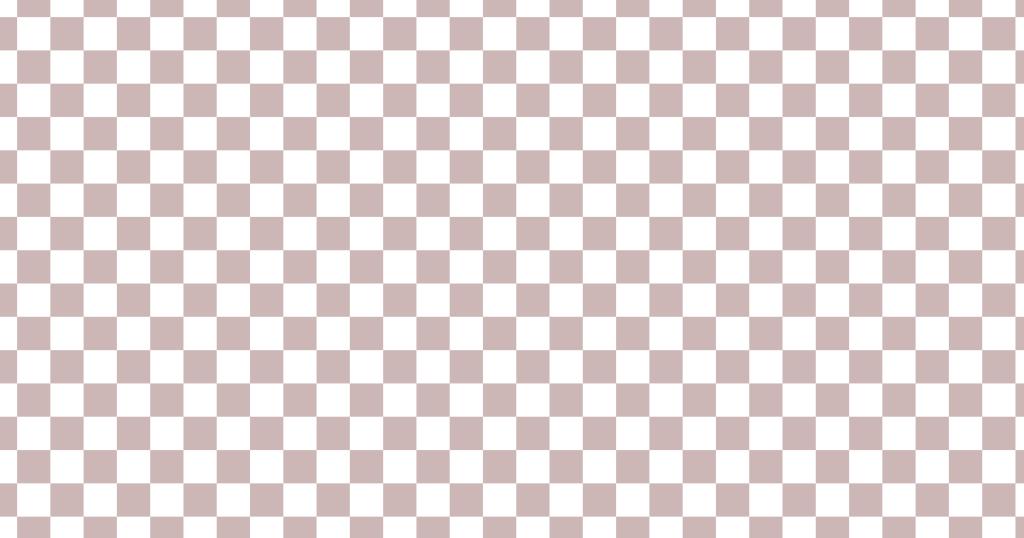 柔らかい色のチェッカー柄背景素材(白地×ブラウン)