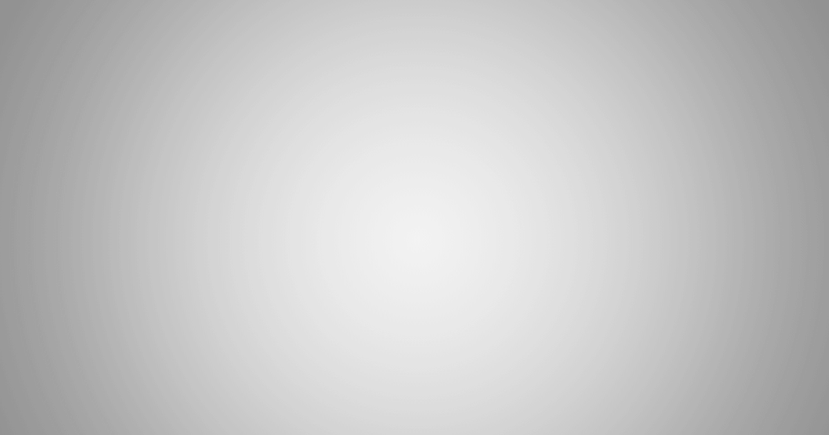 柔らかめの円グラデーション背景(グレイ)