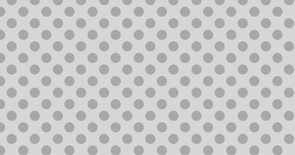 柔らかい色の水玉模様背景素材(グレイ)