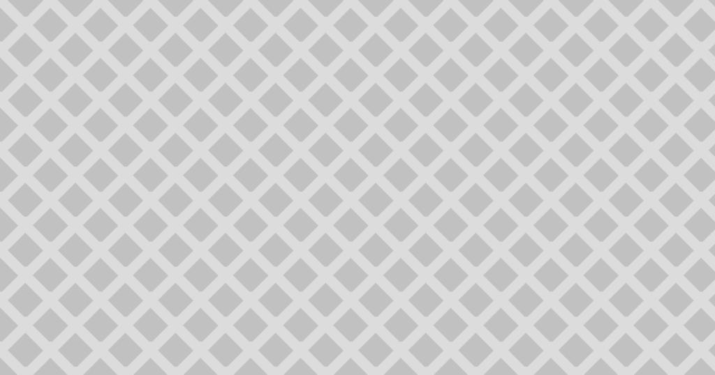 柔らかい色のひし形網目模様背景素材(グレイ)