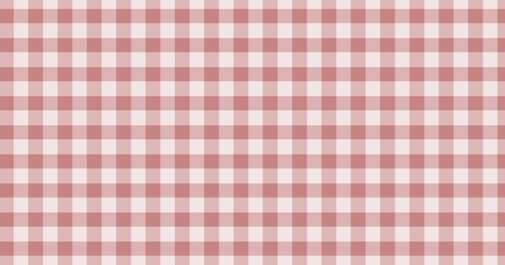 柔らかい色のチェック柄背景素材(ブラウン)