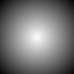 radial-gradientの基本