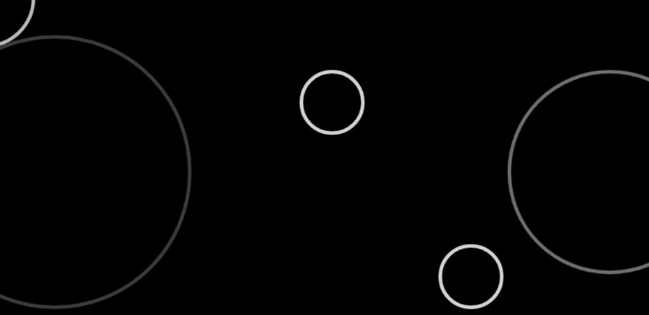 波紋が広がるCSSアニメーションサンプル