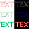 text-strokeを使った縁取り文字のサンプル集