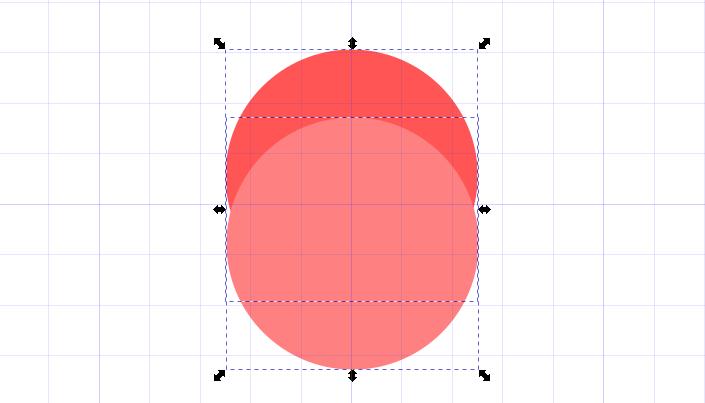 Inkscapeで重なり合うオブジェクトを複数選択する