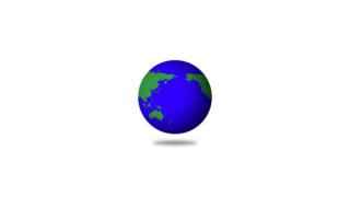 CSSで立体的な地球儀を作成する方法