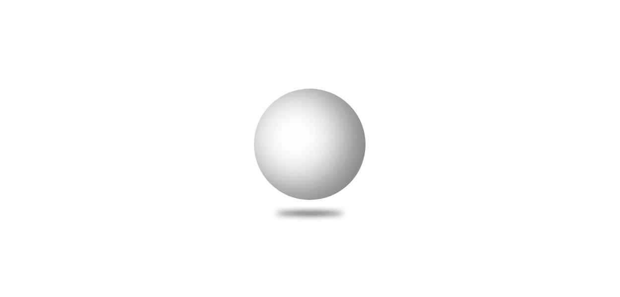 CSSで立体的な球体を作成する方法