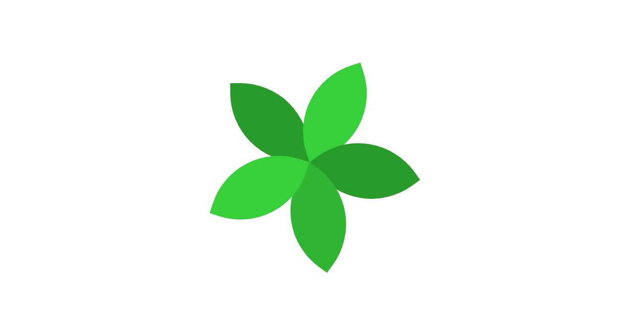 CSSで葉っぱ型を作る方法