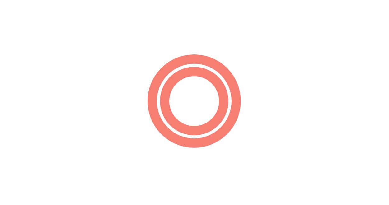 CSSで2重丸を作成する方法