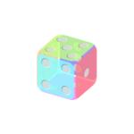 CSSで3Dなサイコロの作り方